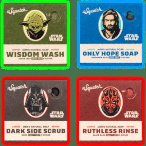 dr squatch star wars soap